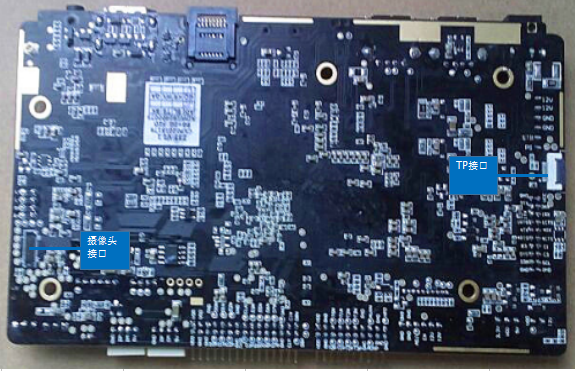 Anti Electromagnetic Quad Core Linux Board RK3288 Capacitive Touch AC100-240V 50-60HZ