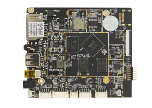 Android 6.0 Embedded System Board 1GB DDR3 8GB EMMC WiFi Ethernet I2C Interface