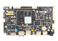 "4 USB HOST Android Embedded Board RJ45 Interface Ethernet 7""-82"" Display Multi Point Optical Touch"