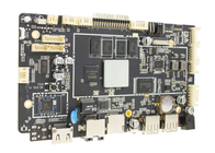 China RTC 2GB DDR3 Industrial ARM Board 8GB Flash Android 4.4 OS With HDMI Out RJ45 factory
