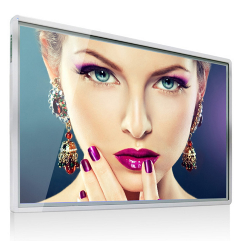 Touch Screen Digital Signage Displays , CCFL Digital Advertising Player
