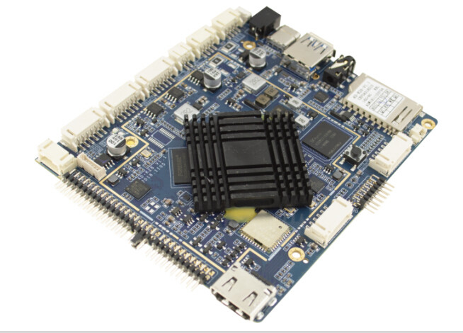 HDMI IN Micro Computer Boards , 2.4G 5G Dual Channel Embedded PC Boards