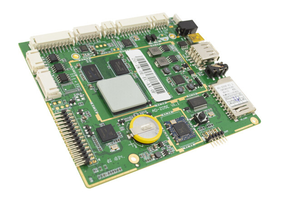 China CPU RK3188 Embedded Linux Board LVDS Interface Input AC100-240V 50-60HZ factory