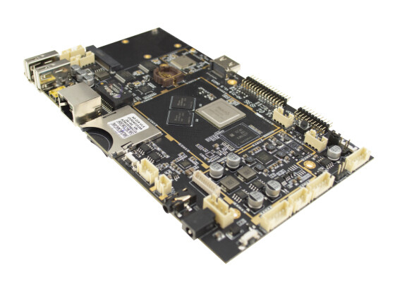 ARM RK3288 Board Android OS 2GB LPDDR3 16GB EMMc 3G 4G LTE HDMI Out RAM 2GB