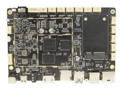 100M Ethernet Android Embedded Board Built - In PHY 1000M MAC Interface BT4.0