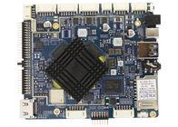 LVDS EDP Display Interface Micro Linux Board , RK3399 GPIO UART TTL
