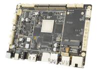 EDP Screen Interface RK3399 Board 4GB DDR 64GB Memory Multi UART